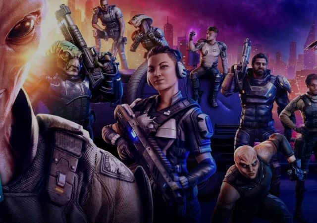 XCom Chimera Squad, XCom, Firaxis