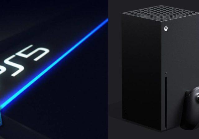 PlayStation 5, Xbox Series X, Sony, Microsoft