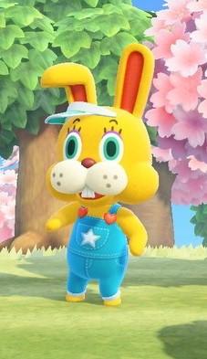 Zipper Bunny, personaggio di Animal Crossing