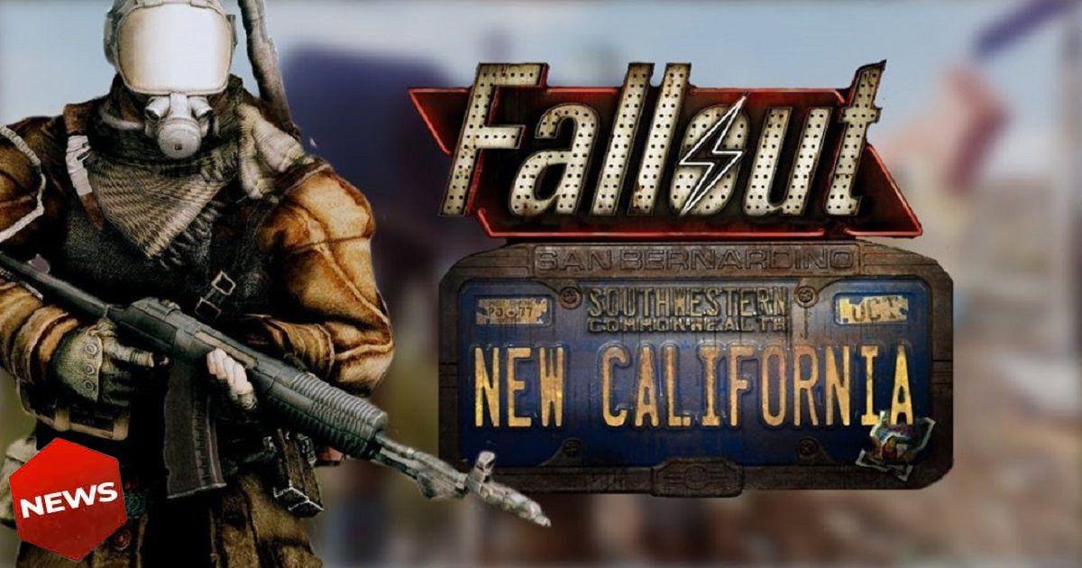beta di fallout new california disponibile