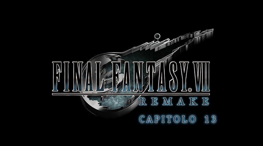 tutti i boss del tredicesimo capitolo di final fantasy vii remake