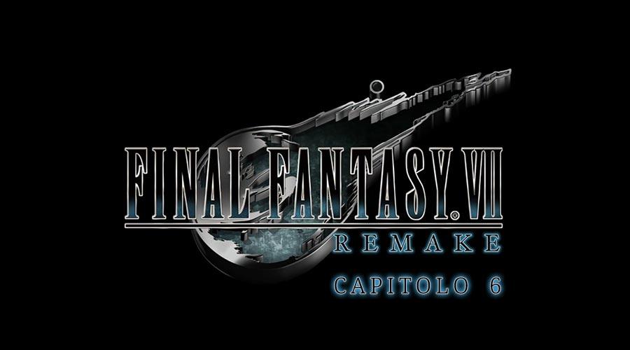 tutti i boss del sesto capitolo di final fantasy vii remake