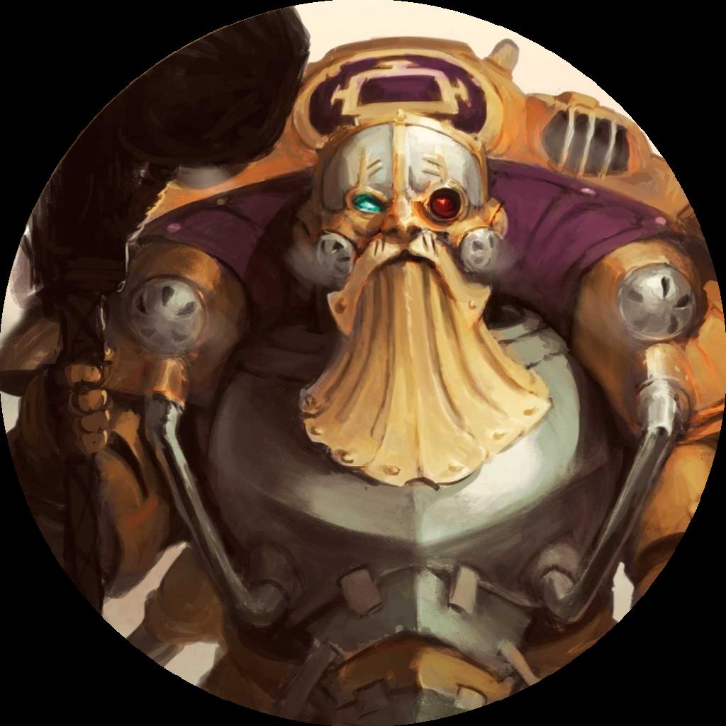 Rappresentazione di un Ammiraglio Arkanaut