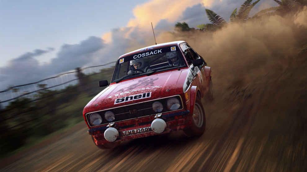 Il gioco Dirt Rally 2.0