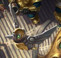 Drillbill dei Kharadron Overlords