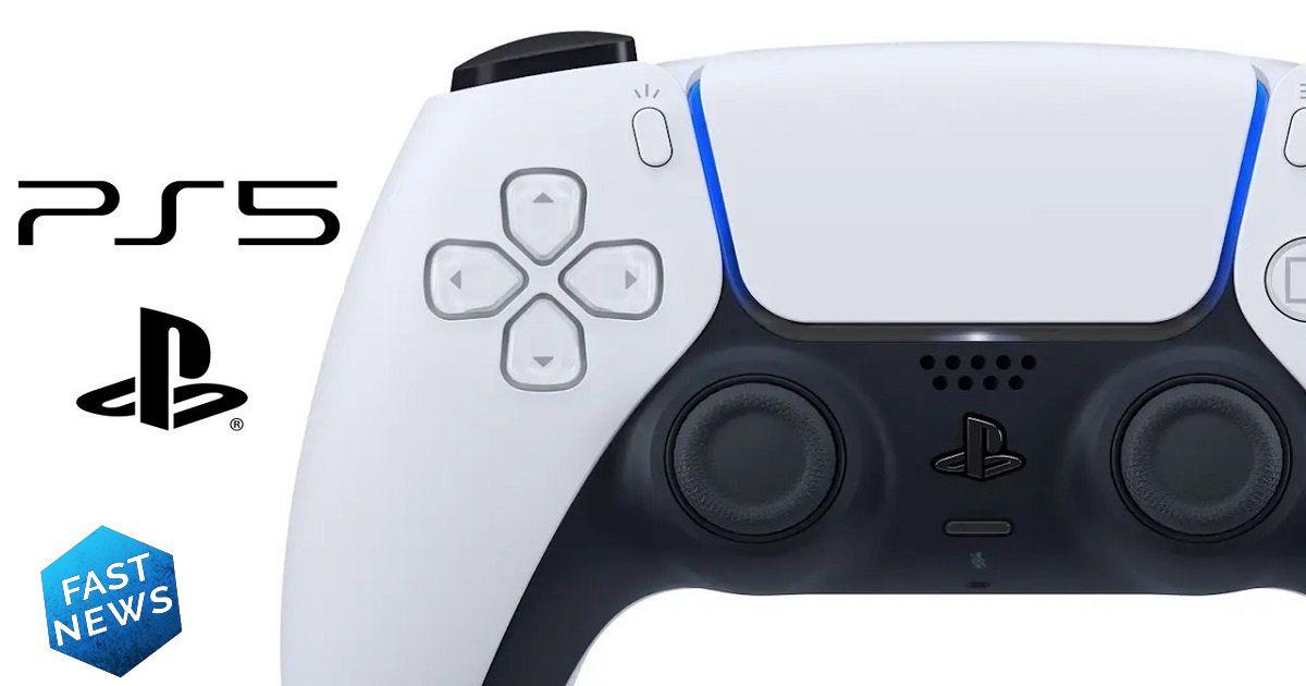 ecco dualsense, il controller ps5