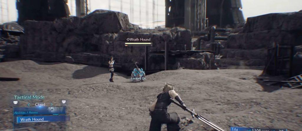 Final Fantasy 7 Remake guida incarichi secondari wrath hound