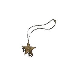 ff7 star pendant ciondolo stellare