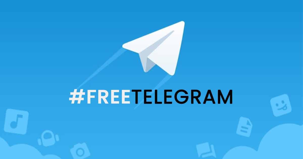 free telegram