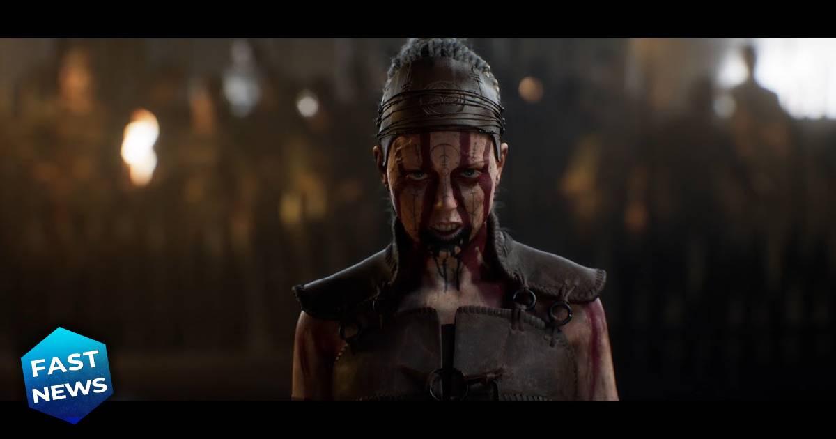 Hellblade: Senua's Saga, Hellblade, Senua, Xbox Series X, Xbox, Microsoft, Phil Spencer