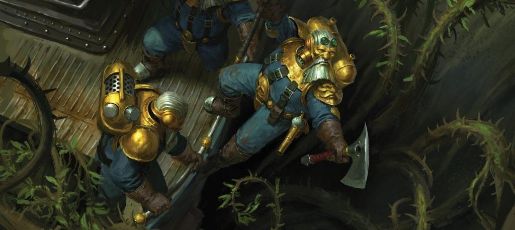 Artwork della Drago di Ferro in mezzo a Rovina del Profitto
