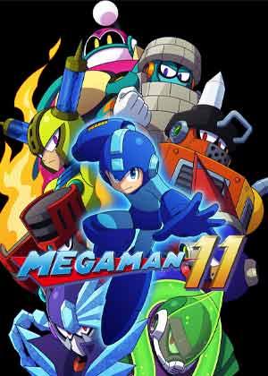 locandina del gioco Mega Man 11