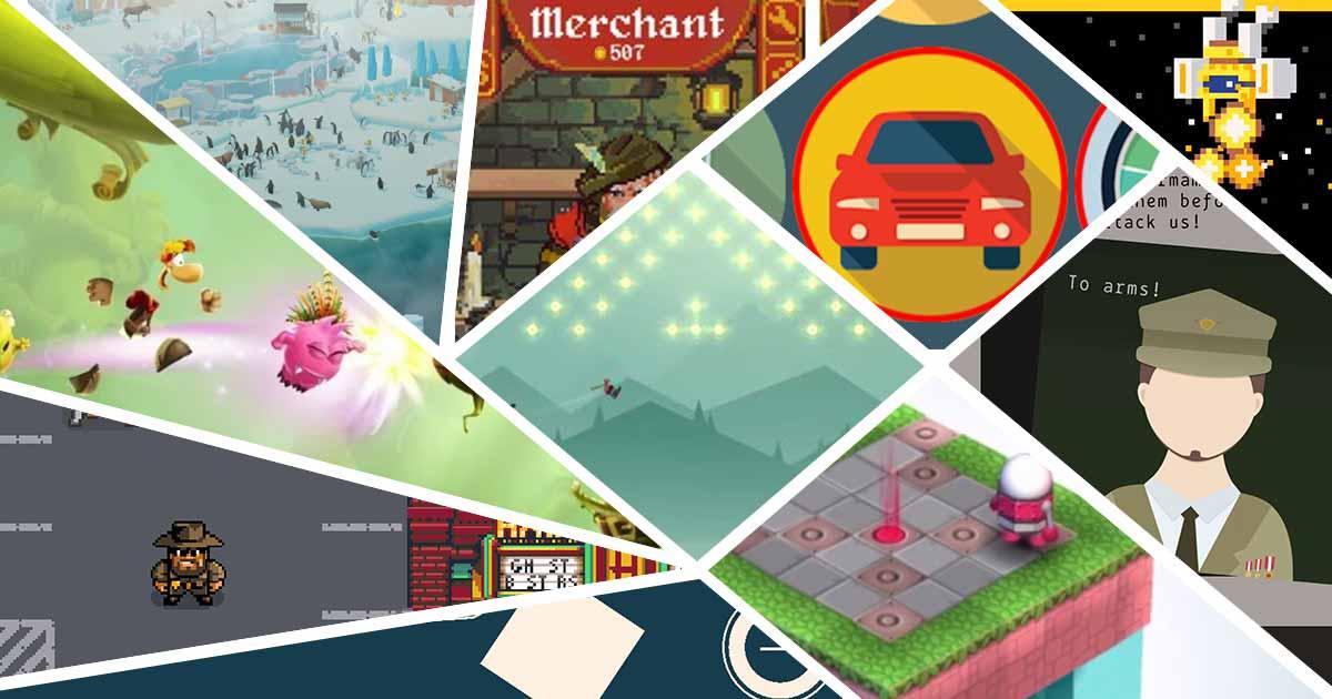 lista di dieci videogiochi mobile gratis e senza acquisti in app