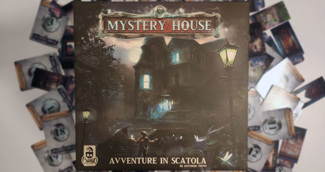 Scatola di Mystery House