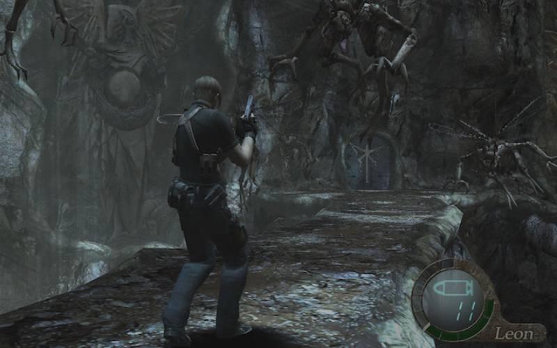 Resident Evil 4, Resident Evil 4 Remake, Leon S. Kennedy, Capcom