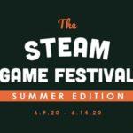 Steam Game Festival Summer Edition, Steam Game Festival, Valve