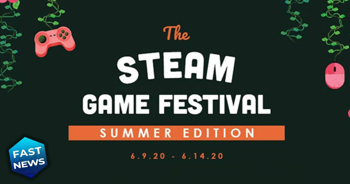 Steam Game Festival Summer Edition, Steam Game Festival, Valve