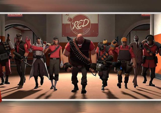 team fortress 2 soldier