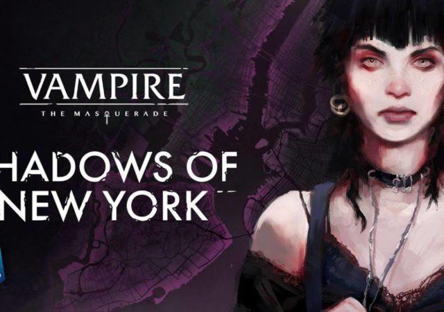 Vampire-The Masquerade: Shadows of New York, Vampire-The Masquerade: Coteries of New York, Draw Distance