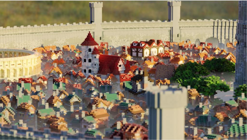 Altri dettagli della città di Orario