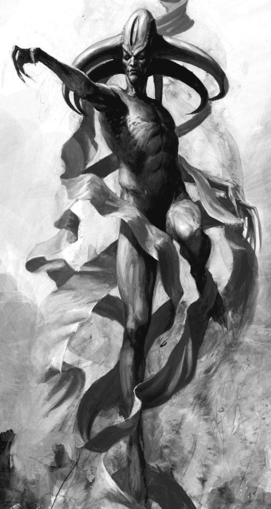 Mephet'ran, l'Ingannatore, C'tan dei Necron