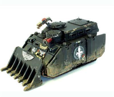 Modello del Repressor per Warhammer 40.000