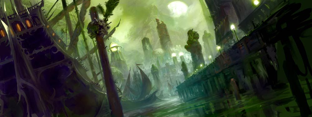 Anvilgard, città dei Reami Mortali di Age of Sigmar