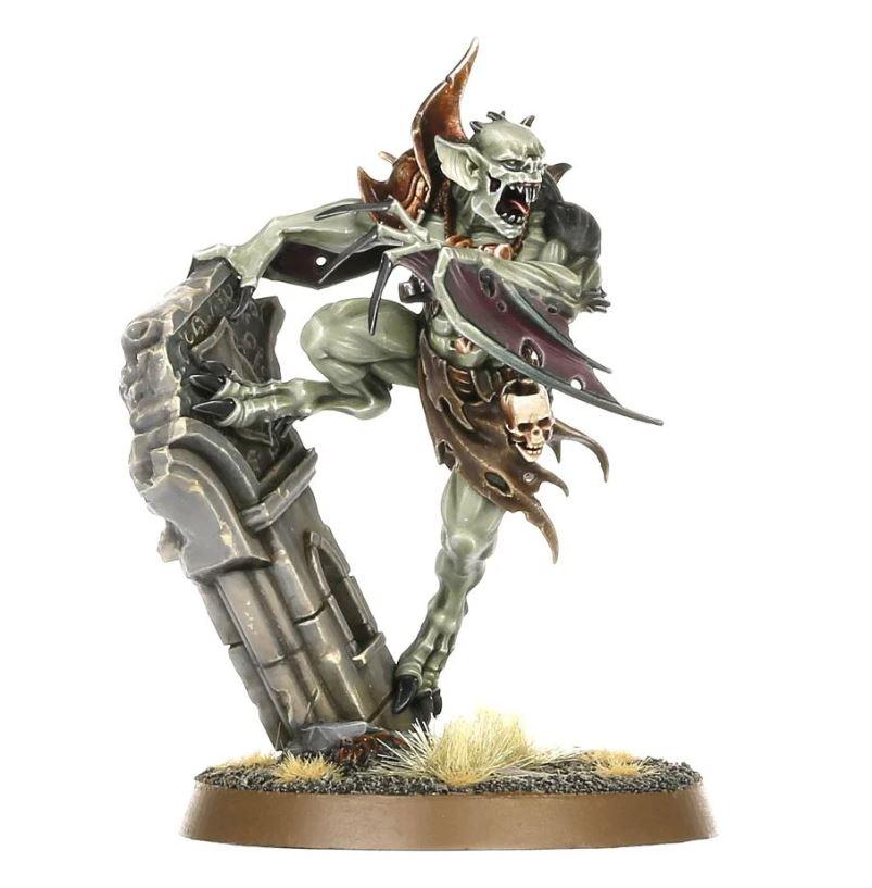 Modello dell'Arcireggente Ghoul