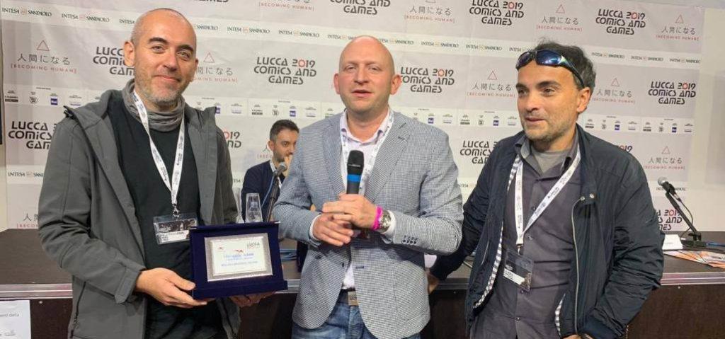 Autori di Ruolo_un d12 domande a Mauro Longo_Targa Lucca 2019