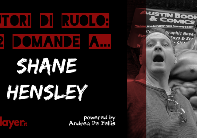 Autori di Ruolo_un d12 domande a Shane Hensley Savage World