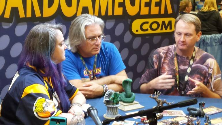 Autori-di-Ruolo_un-d12-domande-a-Shane-Hensley_Interview at GenCon, with President of Daybreak Studios in Austin, Jack Emmert