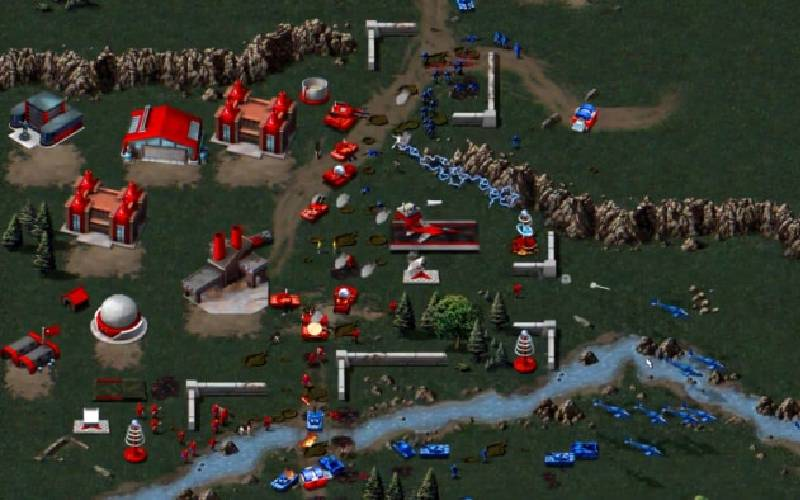 Command & Conquer Remastered Collection, Command & Conquer, EA, Westwood Studios