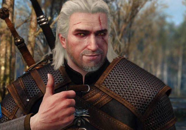 CD Projekt Red, The Witcher 3, Ubisoft, Geralt di Rivia