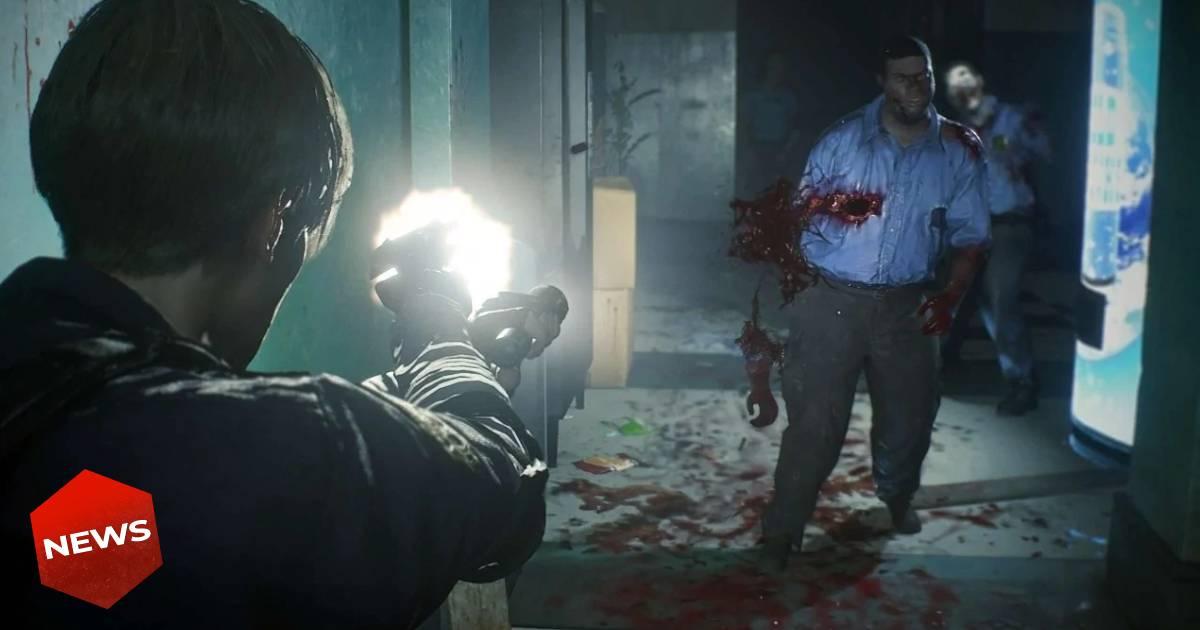 Resident Evil 2 (Remake), Resident Evil, Capcom