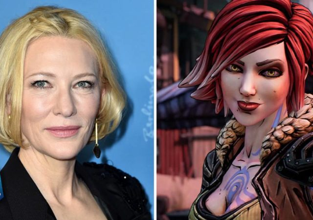 Boarderlands, Cate Blanchette, Lilith, Gearbox