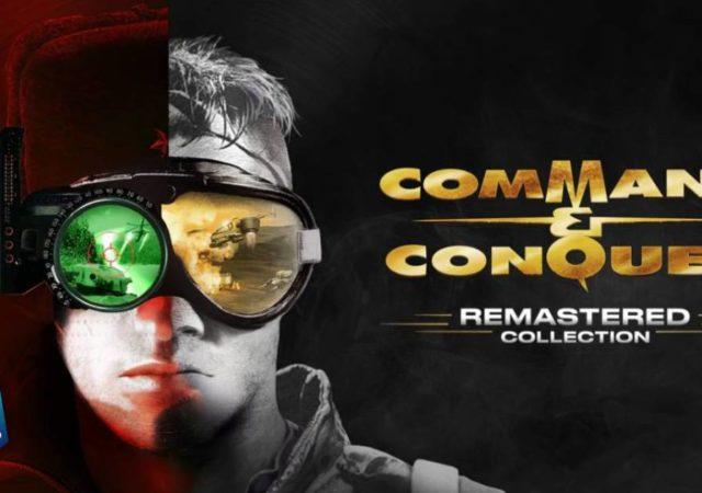Command & Conquer, Command & Conquer: Tiberian Dawn, Command & Conquer: Red Alert