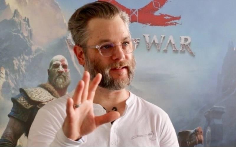 Cory Barlog, God of War, Santa Monica Studio