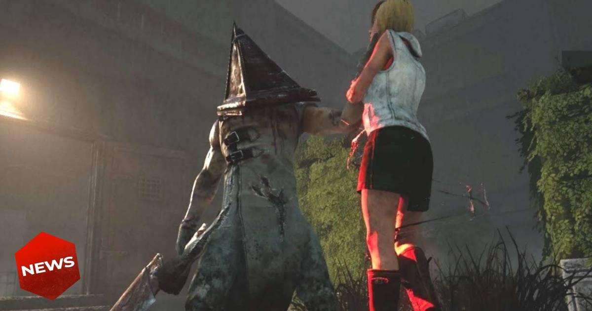 Dead by Daylight, Silent Hill, Konami