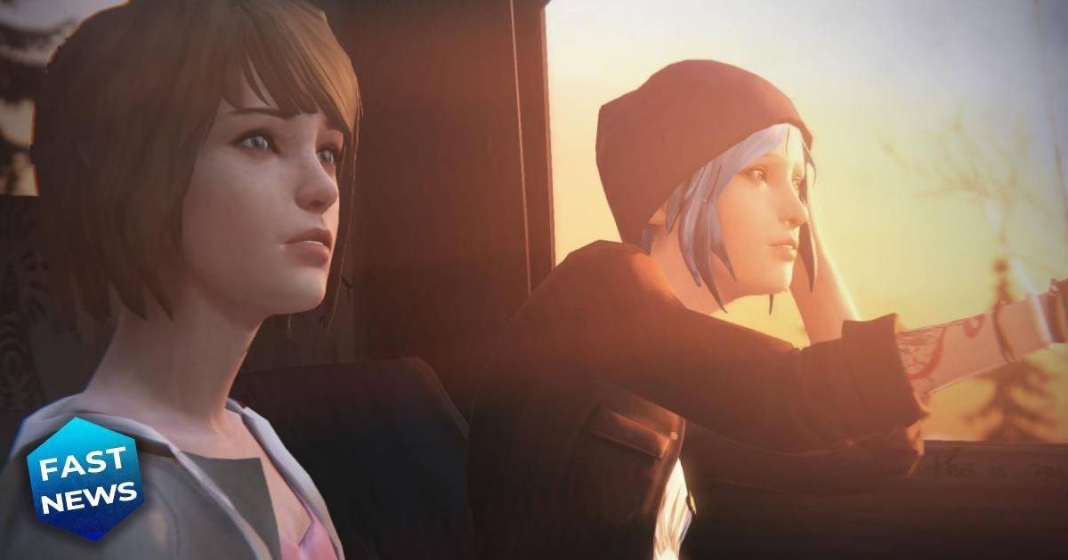 Dontnod, Life is Strange, Max, Chloe