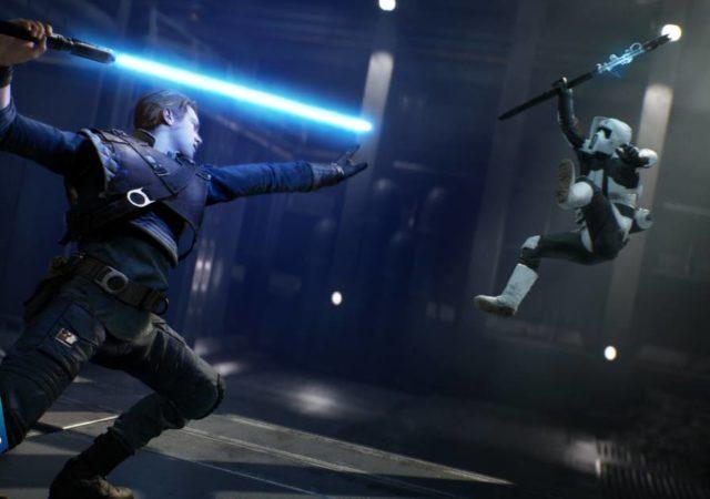 Star Wars Jedi: Fallen Order, Cal Kestis, Electronic Arts, Respawn