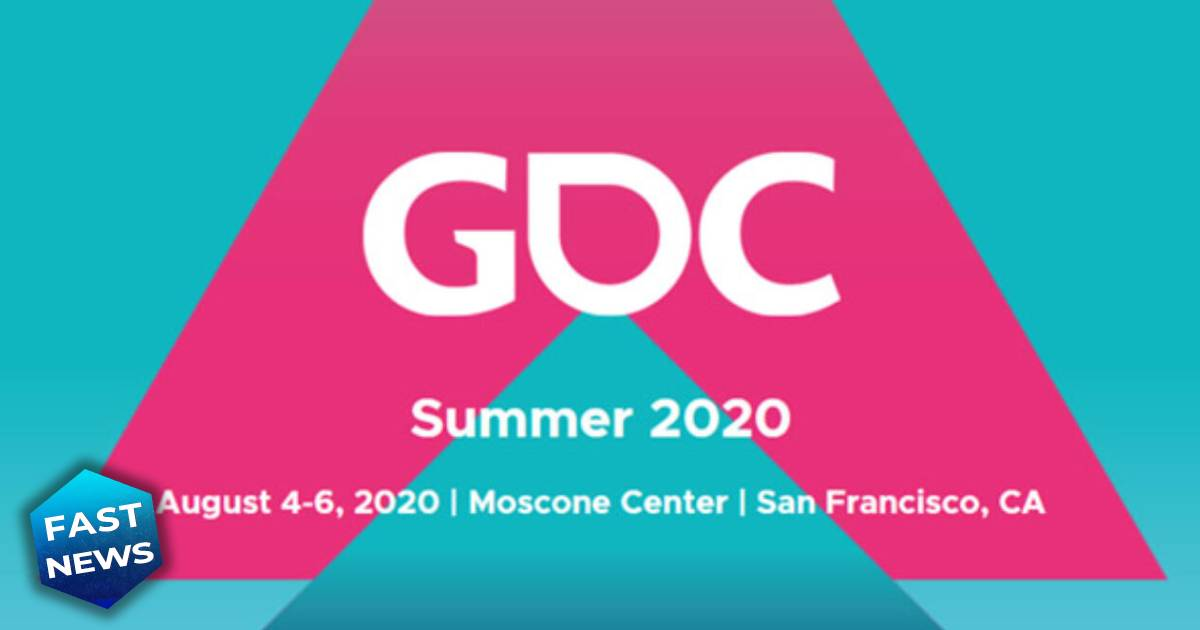 GDC, GDC 2020, GDC Summer 2020