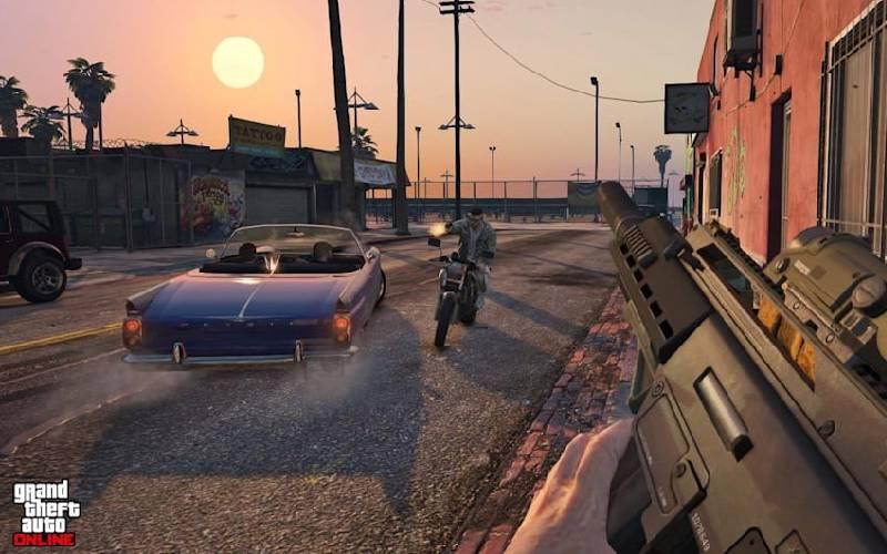 GTA V, GTA Online, Rockstar Games, Grand Theft Auto