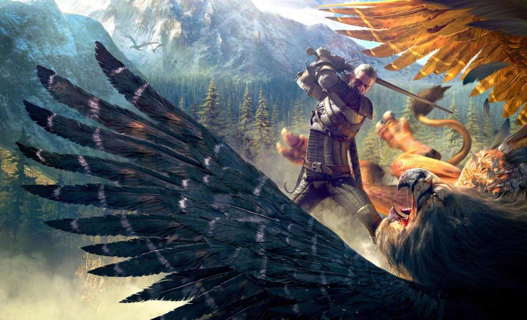 Gli epici scontri con i mostri di The Witcher 3