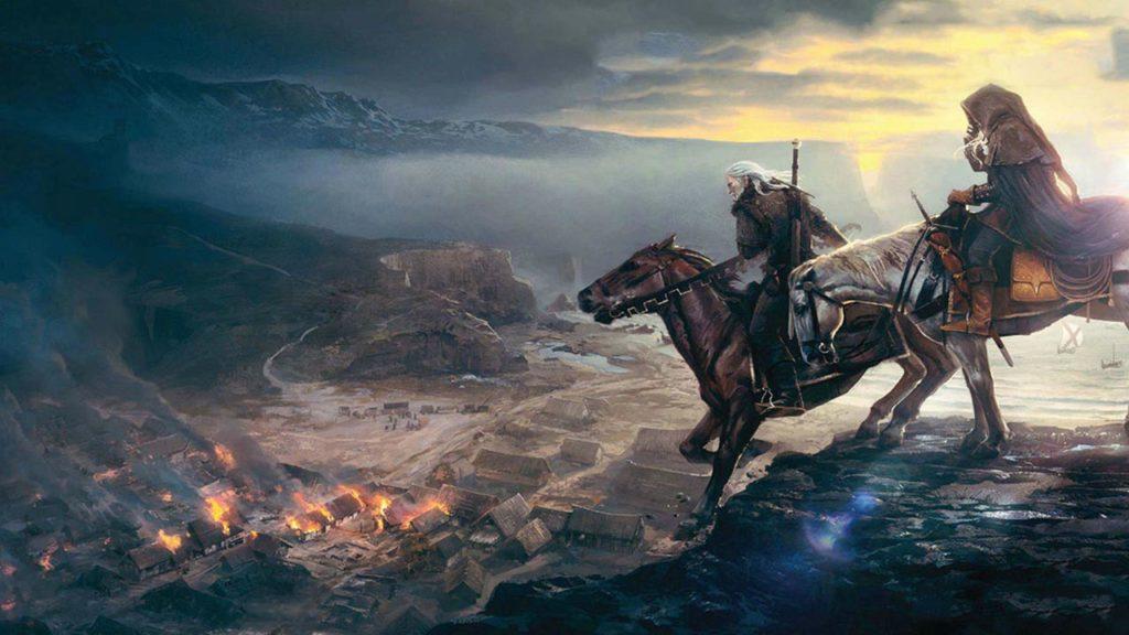 Per gran parte della storia il nostro Geralt inseguirà le tracce della figlioccia Ciri