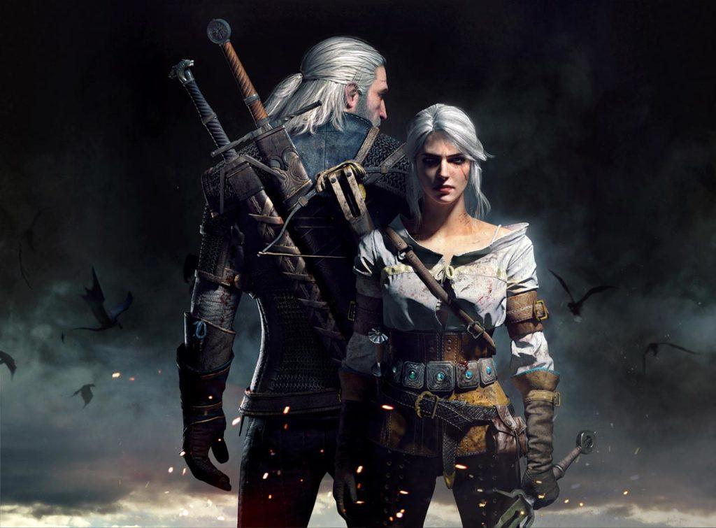 Geralt e Ciri, finalmente insieme?