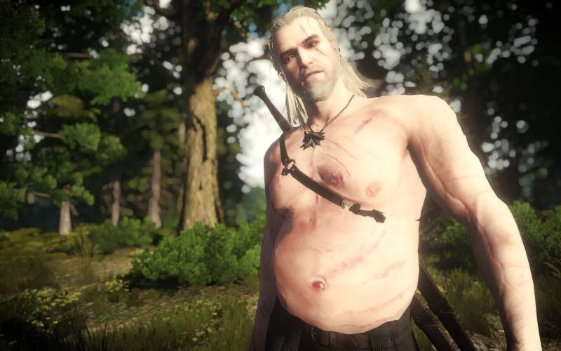 The Witcher 3, Geralt di Rivia, CD Projekt Red