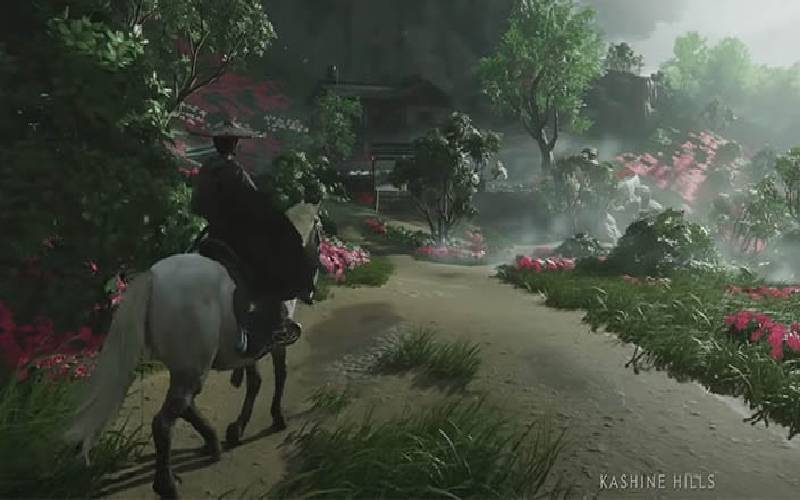 Ghost of Tsushima, Sucker Punch, PlayStation 4