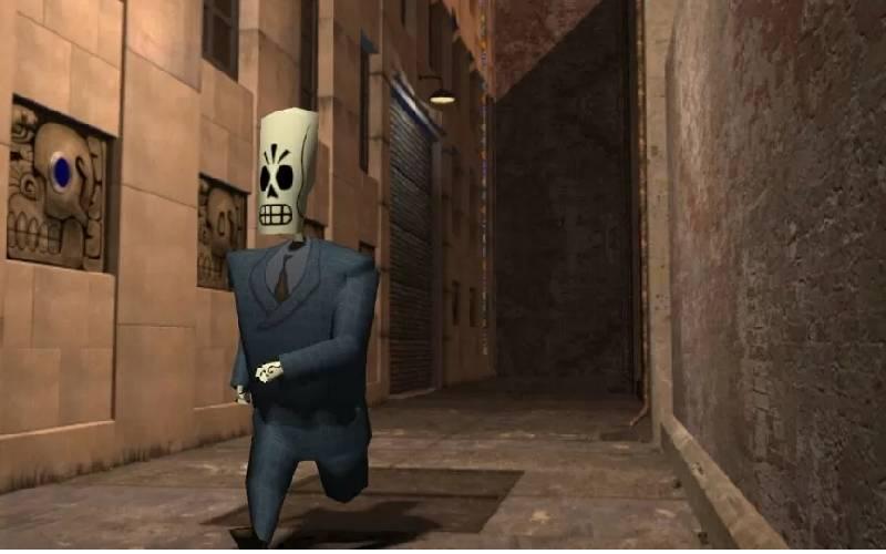 Grim Fandango, LucasArts