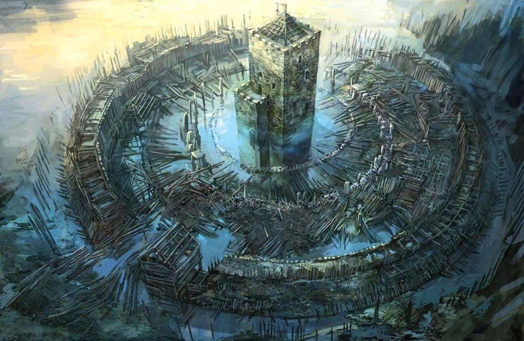 La Torre infestata dell'Isola di Fyke, dove ci aspetta una difficile scelta