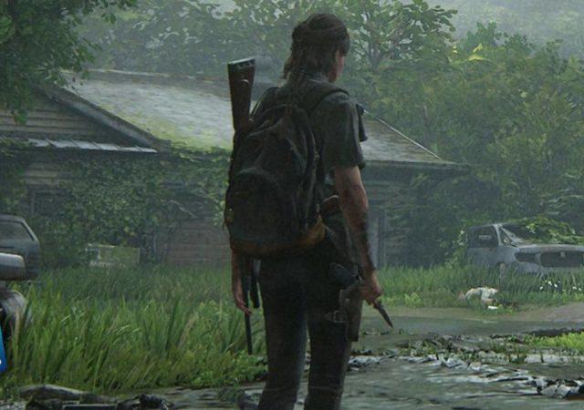 The Last of Us Part II, The Last of Us, Naughty Dog, Sony, Ellie